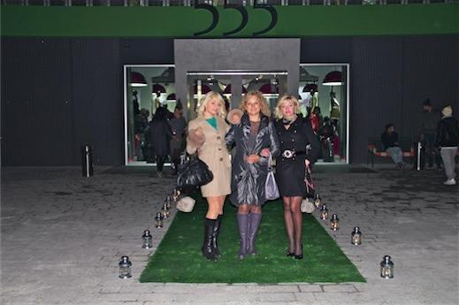 Магазин брендовой одежды 555 в Римини