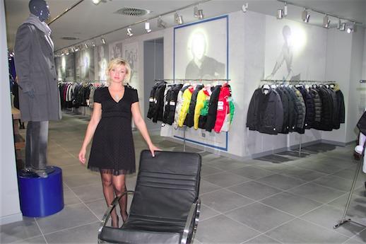 На открытие 555 брендового магазина в Римини