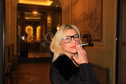 Артеменко Яна в Милане