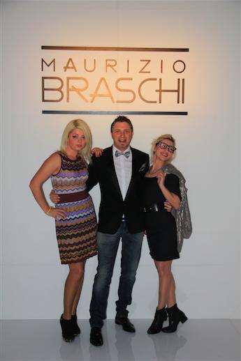 Показ Braschi в Милане 2013