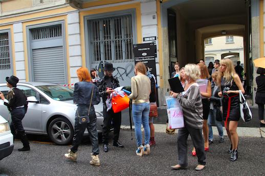 Fashion Week 2013