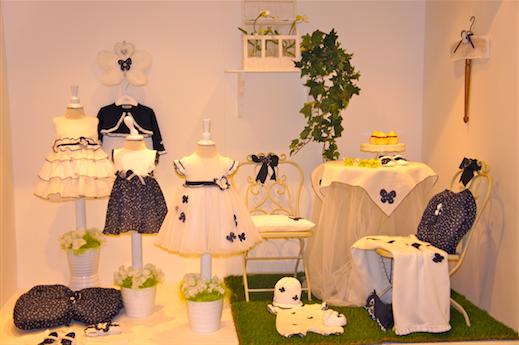 Выставка детской одежды