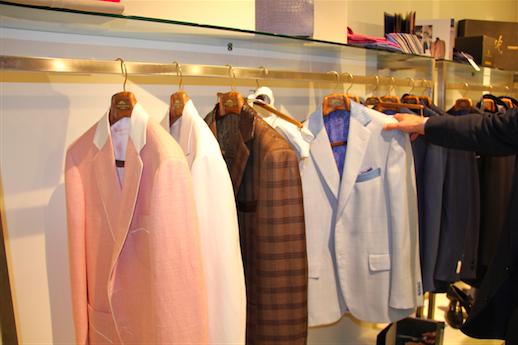 итальянские бренды мужской одежды на выставке PittiUomo