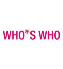 WHO'S WHO оптом