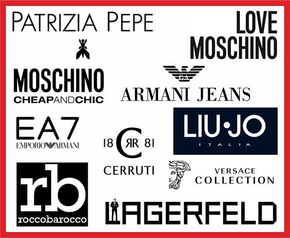 Брендовые Марки Одежды Список Доставка